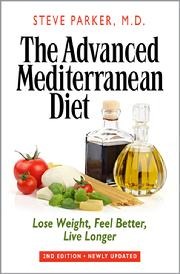 front cover Advanced Mediterranean Diet